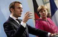 Меркель и Макрон потребовали немедленного освобождения украинских моряков