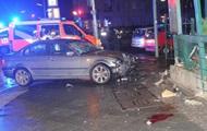 В Берлине автомобиль сбил пять человек на тротуаре