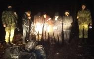 Пограничники задержали семь граждан Турции на границе с Польшей