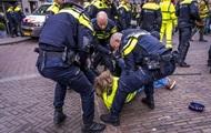 Во Франции произошли столкновения полиции и