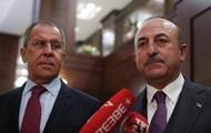 """Турция выступила против """"раскола Сирии"""""""