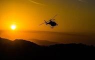 В ОАЭ разбился вертолет: погиб экипаж