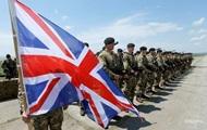 Британия планирует создать две военные базы после Brexit