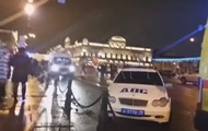 В Санкт-Петербурге легковушка влетела в группу пешеходов