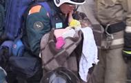 Из-под завалов в Магнитогорске достали живого младенца