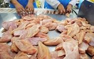 В Украине выросло потребление курятины
