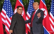 """Трамп заявил об """"отличном письме"""" от лидера КНДР"""