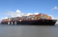 В Северном море ищут контейнеры, упавшие с борта судна Zoe