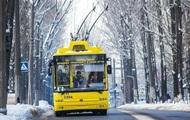 Киевлян предупредили об изменениях в работе транспорта на Рождество