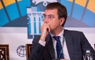 Омелян: Прекращение ж/д сообщения с РФ неизбежно