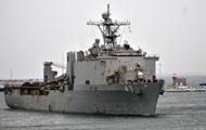 Корабль ВМС США проведет учения в Черном море