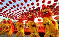 Сегодня празднуют китайский Новый Год