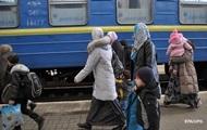 В Украине уменьшилось число переселенцев
