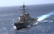 В Балтийское море вошел эсминец США с ракетами Томагавк