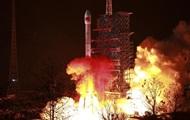 Китай вывел на орбиту новый спутник