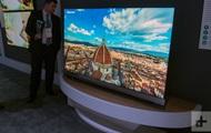 Представлен первый LED-телевизор с пьезозвуком в экране