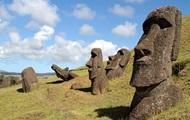 Разгадано предназначение статуй на острове Пасхи