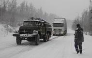 Третья область Украины ввела ограничения на проезд