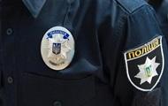 В Киеве неизвестные пытались блокировать офис полиции