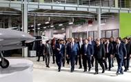 Украина купила у Турции ударные беспилотники