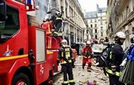 В Париже прогремел взрыв, десятки пострадавших