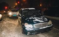 В Киеве пьяный работник СТО угнал машину и устроил