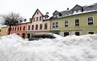 Снегопады в Европе: погиб 21 человек