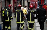 Уточнено число жертв взрыва в Париже