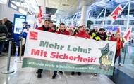 В Германии пройдет забастовка в шести аэропортах