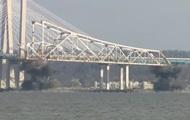 Гигантский мост обрушили с помощью динамита