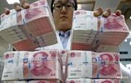 Китай влил рекордные $84 млрд в банковскую систему