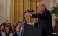 Трампу запретили выступить в Конгрессе из-за