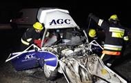 В Хмельницкой области в ДТП с иностранцем погибли два человека