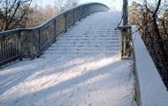 В Черкассах женщина прыгнула с моста и выжила