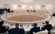 Первая в году встреча в Минске не дала результатов