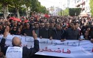 Всеобщая забастовка в Тунисе вызвала масштабный коллапс
