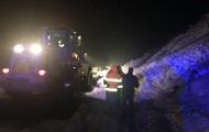 Сходження лавини на Закарпатті: рух транспорту відновлено