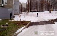 Появилось видео первых минут после нападения на полицейского в Харькове