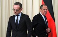 Маас передал РФ предложения по Керченскому проливу