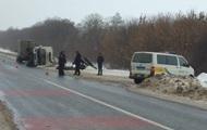 В Харьковской области в ДТП погибли два пенсионера