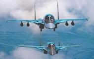 В России опровергли спасение второго летчика Су-34