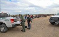 В США попали сотни мигрантов через подкоп на границе