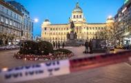 В Праге мужчина попытался осуществить самосожжение