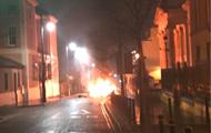 Взрыв произошел в Северной Ирландии