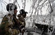 Сепаратисты резко уменьшили количество обстрелов