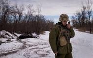 На Донбассе получил ранение сапер ГСЧС