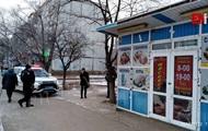 В Запорожской области вооруженный грабитель напал на магазин