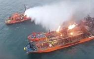 Пожежа в Чорному морі: кількість загиблих зросла до 20