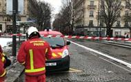 В Париже ограбили банк у резиденции президента