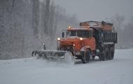 Снігопад в Україні: Кропивницький закрили для вантажівок